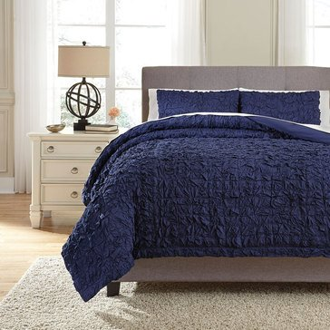 Signature Design By Ashley 3-Piece Marksville Duvet Cover Set