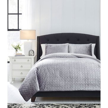 Signature Design By Ashley 3-Piece Maryam Coverlet Set