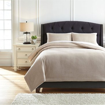 Signature Design By Ashley 3-Piece Mayda Comforter Set
