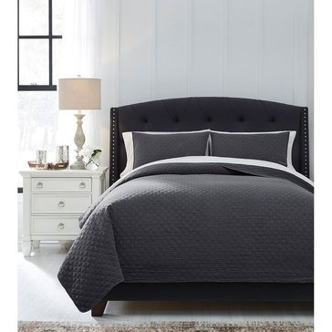 Signature Design By Ashley 3-Piece Ryter Coverlet Set