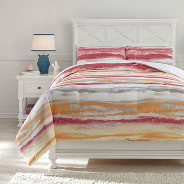 Signature Design By Ashley 3-Piece Tammy Comforter Set