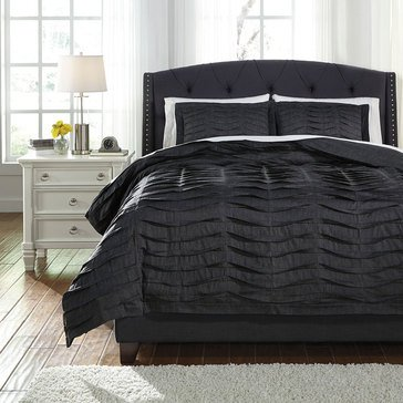 Signature Design By Ashley 3-Piece Voltos Duvet Cover Set
