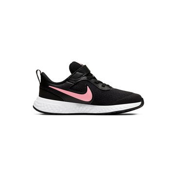 Nike Little Girls' Revolution 5 Running Shoe