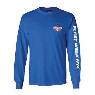 The Game Men's Classic Fleet Week 2019 Long Sleeve Tee