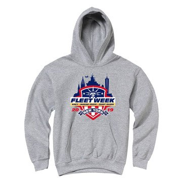 The Game Boy's Fleet Week 2019 Youth Hoodie