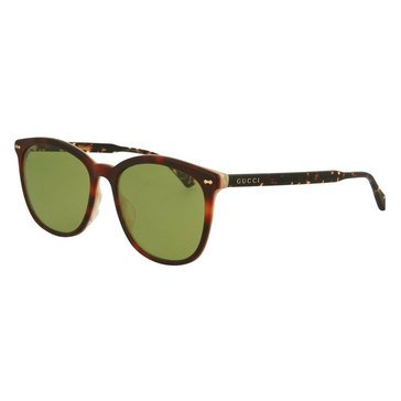 Gucci Women's Havana Sunglasses