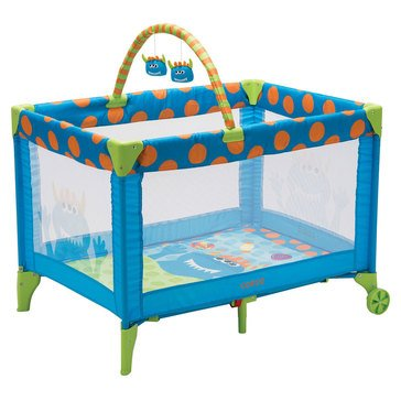 Cosco Deluxe Funsport® Portable Compact Play Yard