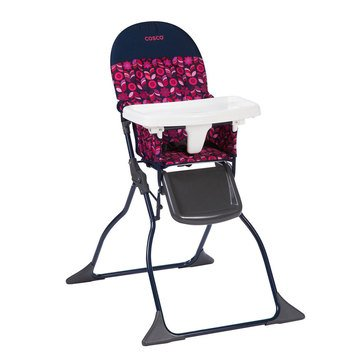 Cosco Simple Fold™ Full Size High Chair with Adjustable Tray