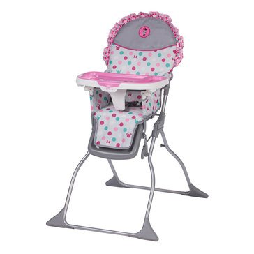 Disney Baby Simple Fold Plus High Chair Minnie Dot Fun