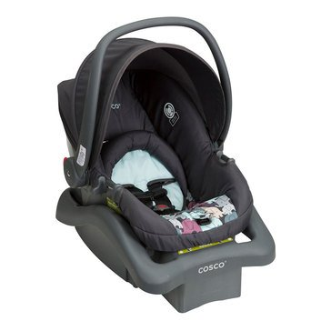 Cosco Light n Comfy DX Infant Car Seat, Elephant Puzzle