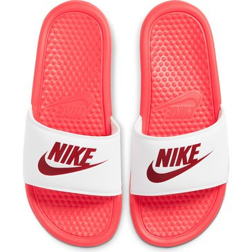 Nike Womens Benassi Just Do It Slide Sandal