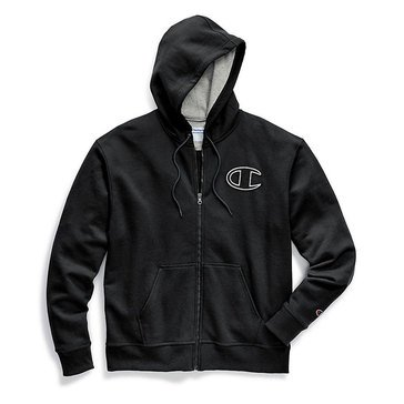 Champion Men's Power Blend Zip Hoodie