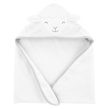 Carter's Baby Lamb Hooded Towel