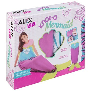Alex Toys DIY Knot a Mermaid