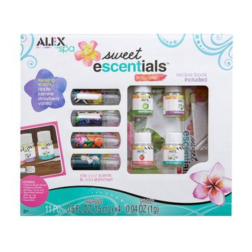 Alex Sweet Essentials Aromatherapy Roll Ons