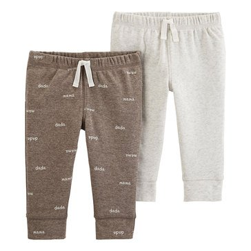 Carter's Baby 2-Pack Cotton Pants