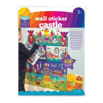 WALL STICKER CASTLE