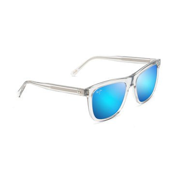 Maui Jim Unisex Velzyland Light Grey Crystal Classic Sunglasses