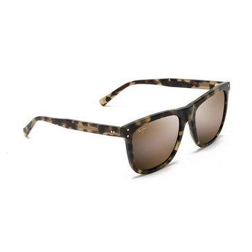 fecef71acc Maui Jim Unisex Velzyland Olive Tortoise Classic Sunglasses