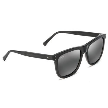 Maui Jim Unisex Velzyland Dark Translucent Grey Classic Sunglasses