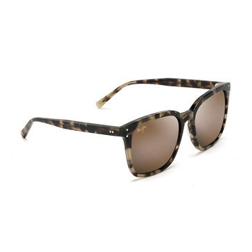 Maui Jim Unisex Westside Olive Tortoise Fashion Sunglasses