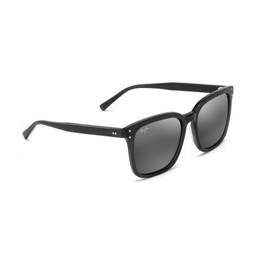 Maui Jim Unisex Westside Dark Translucent Grey Fashion Sunglasses