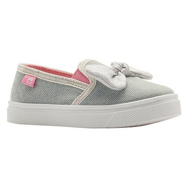 Oomphies Paisley Low Slip On (Toddler/Little Kid)