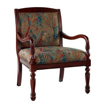 Powell Giffords Accent Chair