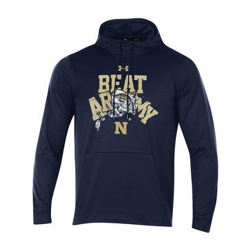 Under Armour Men's USN Beat Army Fleece