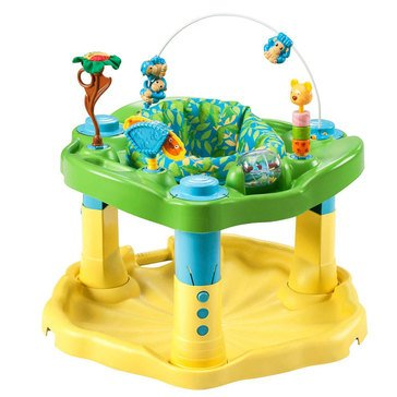 Evenflo ExerSaucer Zoo Friends Activity Center