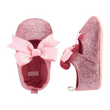 Carter's Baby Girls' Grosgrain Bow MJ