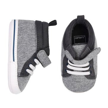 Carter's Baby Boys' Hi Top Sneaker