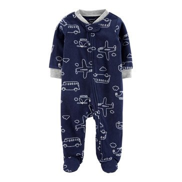 Carter's Baby Boys' Transportation Micro Sleep N Play