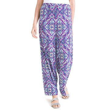 Chico's Women's Block Printed Palazzo Pants
