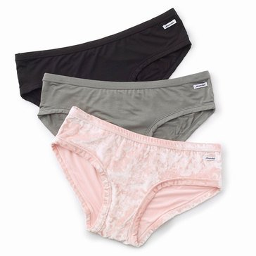 Aeropostale Women's 3-Pack Hipsters