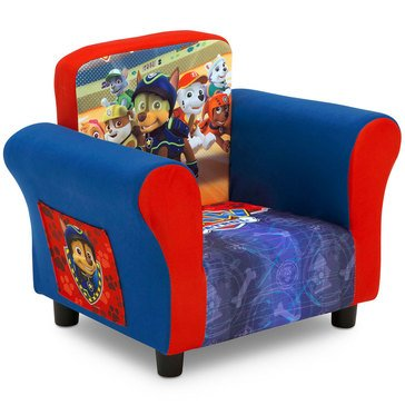 Nick Jr. PAW Patrol Kids' Upholstered Chair by Delta Children