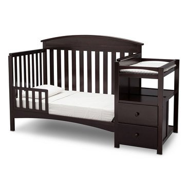 Delta Children Abby Crib N Changer