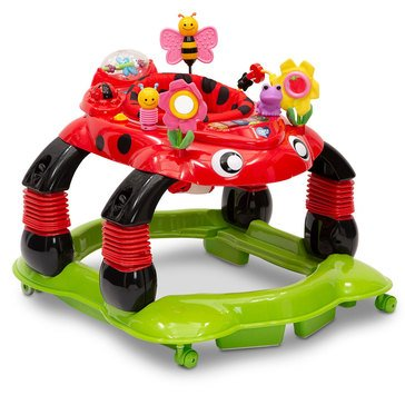 Delta Children Lil' Play Station 4-in-1 Activity Walker