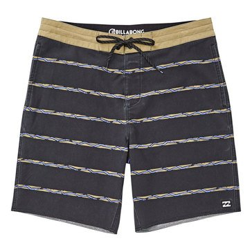 Billabong Men's Sundays Striped Low Tide 19