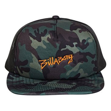 Billabong Men's All Day Trucker Baseball Hat