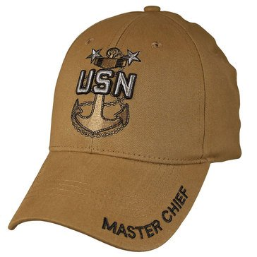 Eagle Crest Master Chief Petty Officer MCPO Cap
