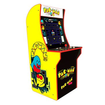 Pac-Man with Riser Arcade Game