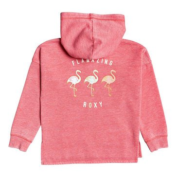 Roxy Little Girls' Little Magic Wind A Fleece Zip Hoodie