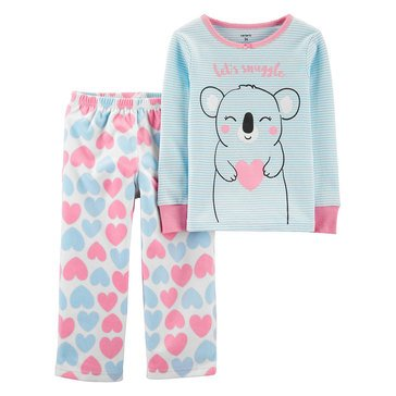 Carter's Little Girls' Koala Pant Set