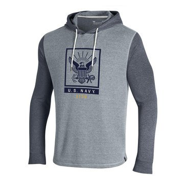 Under Armour Men's USN Waffle Hoodie