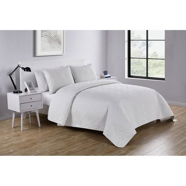 Harbor Home 3 Piece Ring Quilt Set