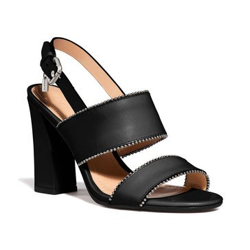 Coach Rylie Back Strap City Sandal