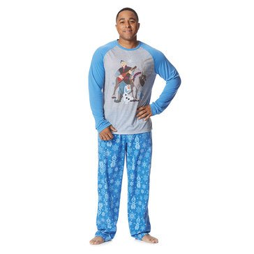 Briefly Stated Men's Frozen Family Pjs
