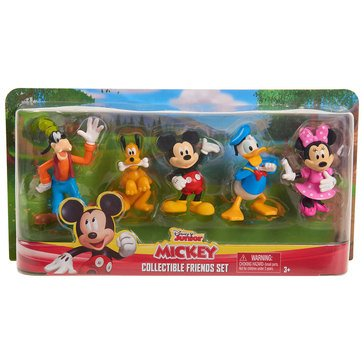Disney Mickey Collectible Figure Set