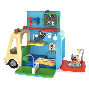 Puppy Dog Pals AWESOME Bus